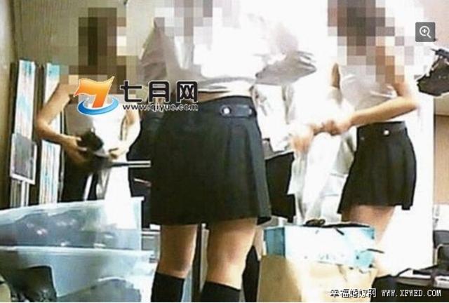 AKB48メンバーが盗撮されていた...